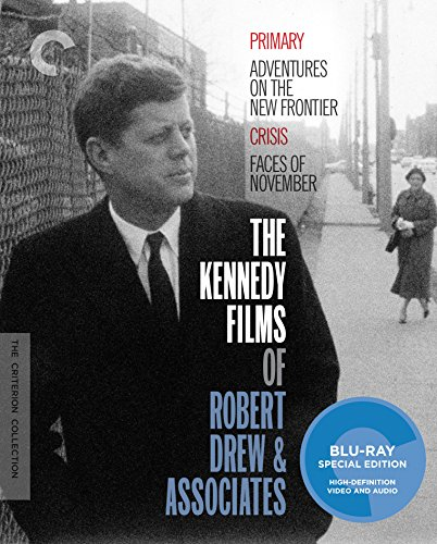The Kennedy Films of Robert Drew & Associates (The Criterion Collection) [Blu-ray]