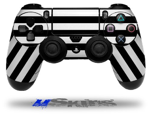 Stripes - Decal Style Wrap Skin fits Sony PS4 Dualshock 4 Controller - CONTROLLER NOT INCLUDED