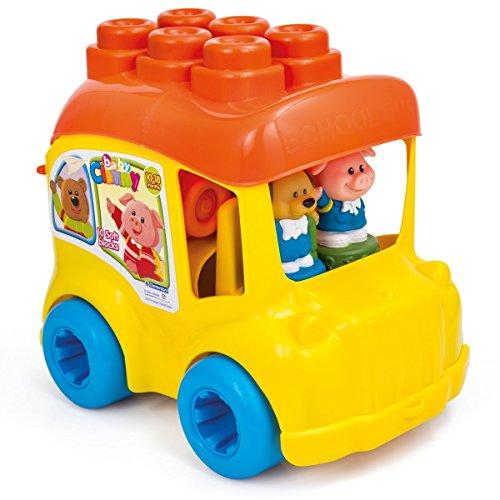 Clemmy School Bus