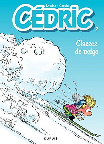 Cédric - 2 - CLASSES DE NEIGE