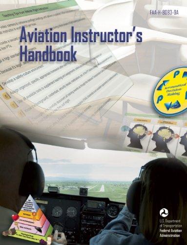 Aviation Instructor'S Handbook: Faa-H-8083-9A (Faa Handbooks Series)