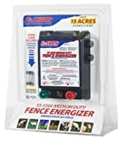 Fi-Shock SS-550X AC Powered Medium Duty Fence Charger, 15 Acre Range