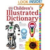Children's Illustrated Dictionary by DK Publishing