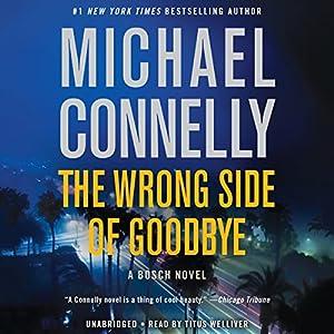 The Wrong Side of Goodbye Audiobook