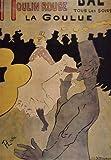 ロートレック・「ムーラン・ルージュ(ポスター)」 プリキャンバス複製画・ 【ポスター仕上げ】(6号相当サイズ)