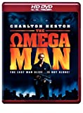 Cover art for  The Omega Man [HD DVD]