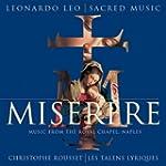 Leo - Miserere / Musique de la Chapel...
