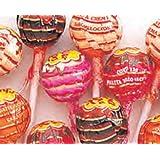 Chupa Chups Assorted Fruit Medley Lollipops 1LB Bag