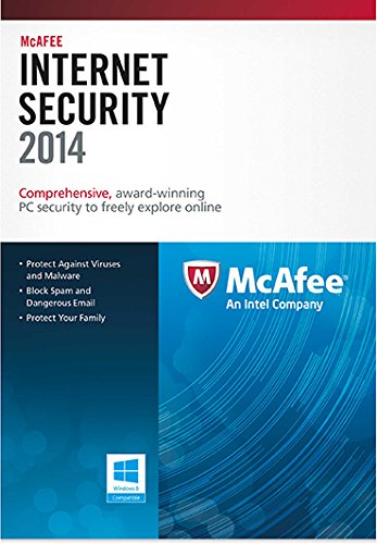 McAfee Internet Security 1PC 2014 [Online Code] image