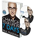 Paul McKenna Change Your Life In Seven Days (Book &amp; CD &amp; DVD)