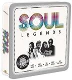 echange, troc Compilation - Soul Legends (Coffret 3 CD)