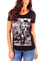 Lois Camiseta Manga Corta Keke Dante (Negro)
