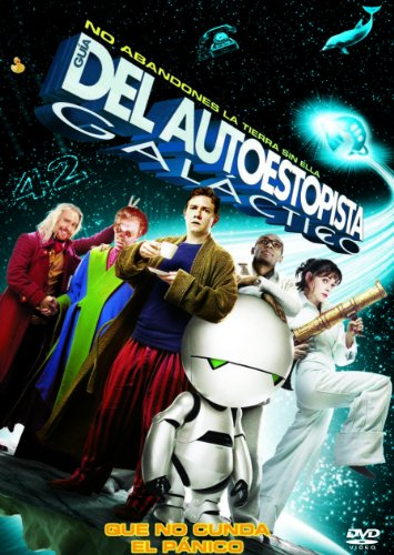 Guía del Autoestopista Galáctico [DVD]