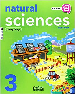 Think Do Learn Natural Science 3º Primaria Pack Libro y CD