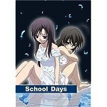 School Days 第6巻(初回限定版) [DVD]
