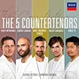The Five Countertenors