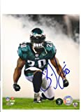 Brian Dawkins Autographed/Hand Signed Philadelphia Eagles 8x10 Photo at Amazon.com