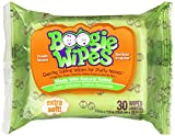 Boogie Wipes, Fresh Scent 30-Count (Pack of 12)