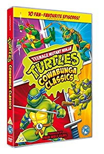 Teenage Mutant Ninja Turtles: Cowabunga Classics [DVD]