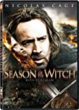 Season Of The Witch + DVD Exclusive Bonus Features & 'The Making' (Official UK Release) [DVD]