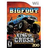 Big Foot: King of Crush - Nintendo Wii ~ South Peak Interactive