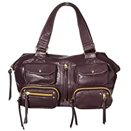 Rydell High Large Satchel - Plum : Target from target.com