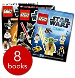 Dk Lego Star Wars Sticker Book Tbp