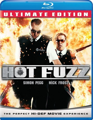 Cover art for  Hot Fuzz (Ultimate Edition) [Blu-ray]