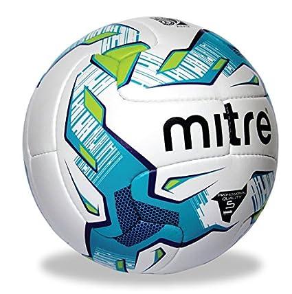 Mitre-Delta-V12S-#5-Soccer-Ball,-Size-5/Blue