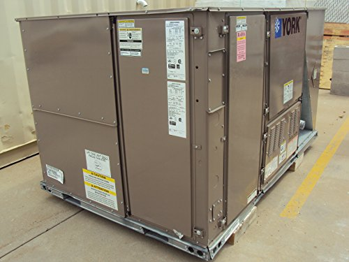 York® Predator 10 Ton Light Commercial Gas Heat Packaged A/C Unit, Roof Top Unit, Air Conditioner, A/C, Xp Predator, R410A