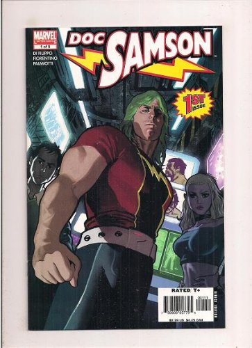 DOC SAMSON #1 (Marvel Comics) (Doc Samson 1 Marvel compare prices)