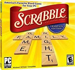 Scrabble Champion Edition