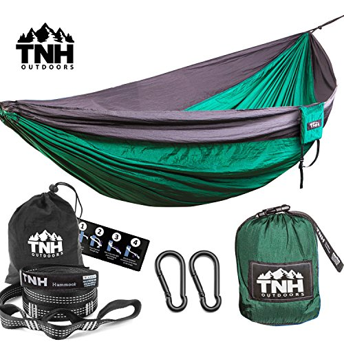 ultimate-doublenest-camping-hammock-bonus-straps-by-tnh-outdoors-premium-quality-package-9ft-tree-st