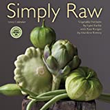 Simply Raw: Vegetable Portraits by Lynn Karlin 2015 Wall Calendar