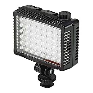 Litepanels LP Micro Compact LED Camera Light Kit Includes Gel Kit