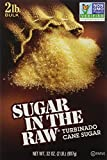 Sugar In The Raw/Unrefined, 32-Ounce Boxes (Pack of 6)