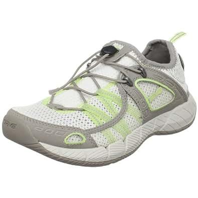 Teva Women's Churn Water Shoe,Lettuce Green,6  M US