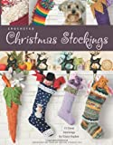 Crocheted Christmas Stockings (Leisure Arts #4032)