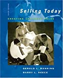 img - for Selling Today: Creating Customer Value, 10th Edition 10th edition book / textbook / text book