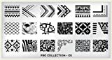 MoYou-London Nail Art Image Plate Pro Collection - 02