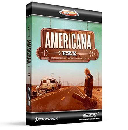 Toontrack Americana EZX Expansion Pack