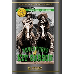 The Adventures of Kit Carson, Volume 4 (10 Episodes)