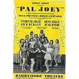 Pal Joey 1940 Broadway Show