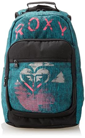 Roxy Juniors Grand Thoughts Backpack, Aquatic Blue, One Size