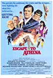 Escape to Athena Poster Movie 27 x 40 In - 69cm x 102cm Roger Moore Telly Savalas David Niven Claudia Cardinale Richard Roundtree Stefanie Powers