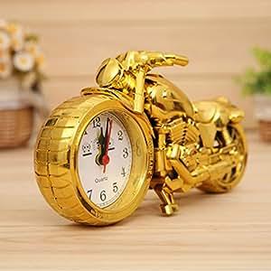 Buy Sellify Cool Motorcycle Model Clock Alarm Clocks