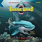 Shark Wars Audiobook by E.J. Altbacker Narrated by Joshua Swanson