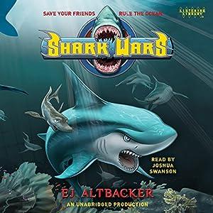 Shark Wars Audiobook