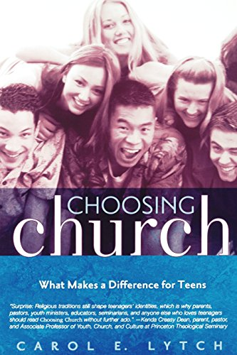 Choosing Church: What Makes a Difference for Teens