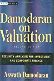 Image of Damodaran on Valuation: Security Analysis for Investment and Corporate Finance (Wiley Finance)